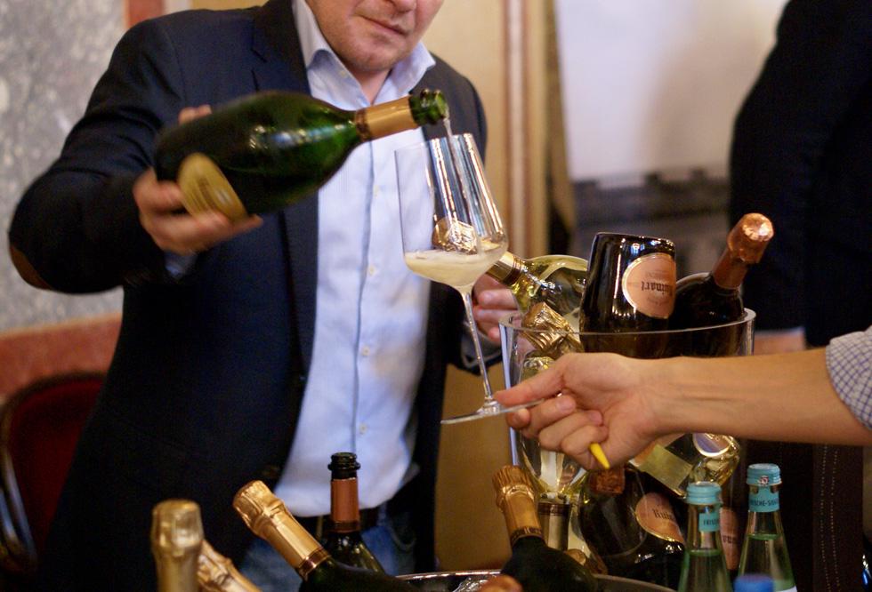 Falstaff Champagnergala